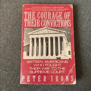 Other - The Courage of Their Convictions by Peter Irons